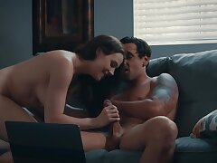 Nice lovemaking in rub-down the evening not far from cock hungry MILF Chanel Preston