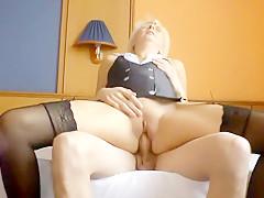 Teen Boy Fucks Mature Whore In Hotel