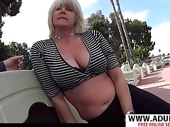 GILF Martha Sex Video