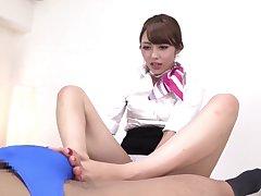 massage footjob