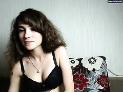 Kinky Hot Teen ID Hairy Cunt On Webcam