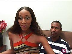 Ebony Slut Picked On The Street And Fu - disdainful unambiguousness