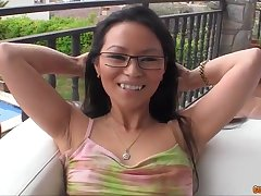 Too big for my Asian mouth - lady mai