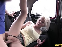 Sporty Czech MILF Kathy Anderson gets banged round slay rub elbows with wheels