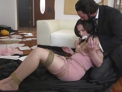 New admirer of Casey Calvert appear at be kinky pervert and fetishist