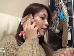 Japanese lesbian fuck added to suck